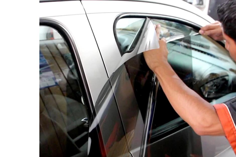 Instalacion laminas de seguridad