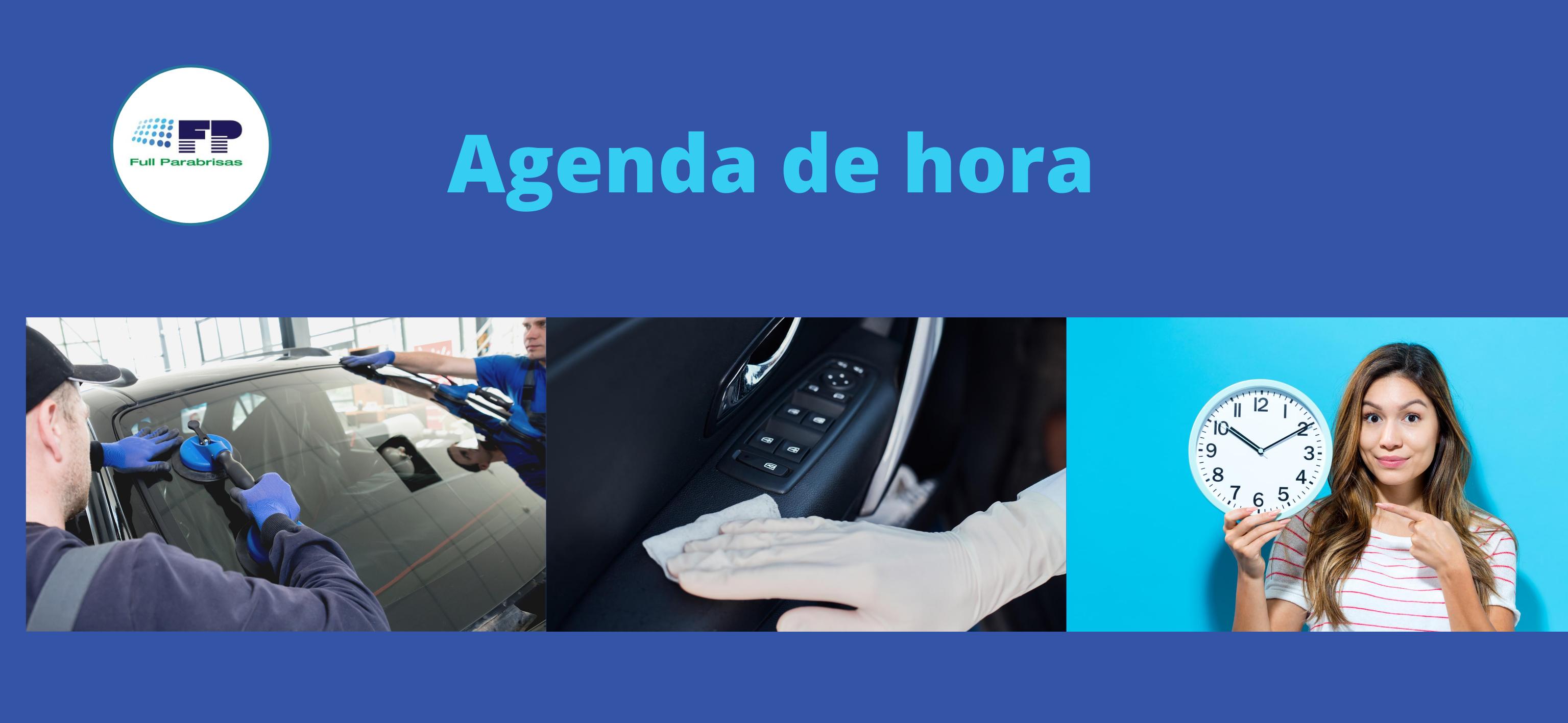 AGENDA DE HORA